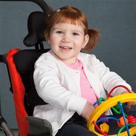 Raising awareness and helping kids like Julia. Raising money for the NiagaraChildren'sCentre