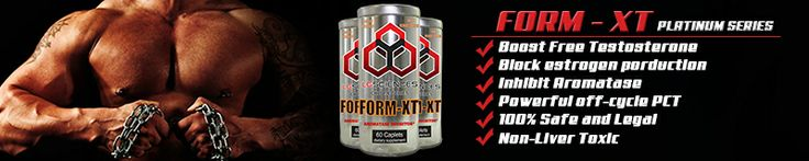 Form XT. Powerful Test Booster and PCT