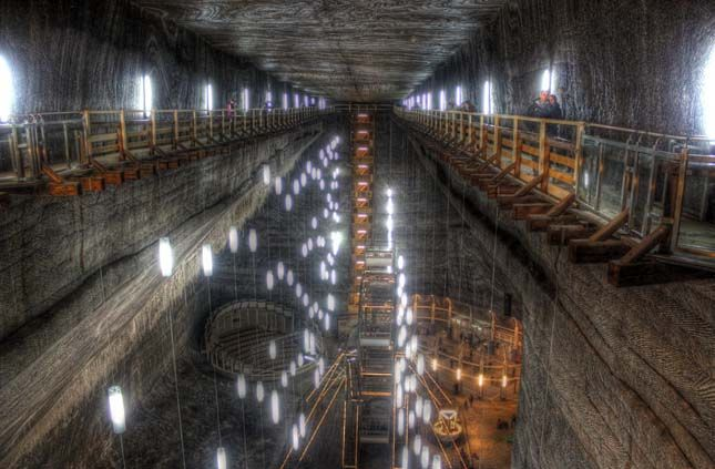 #saltmine #amazingplace #photo #design #romania #turda