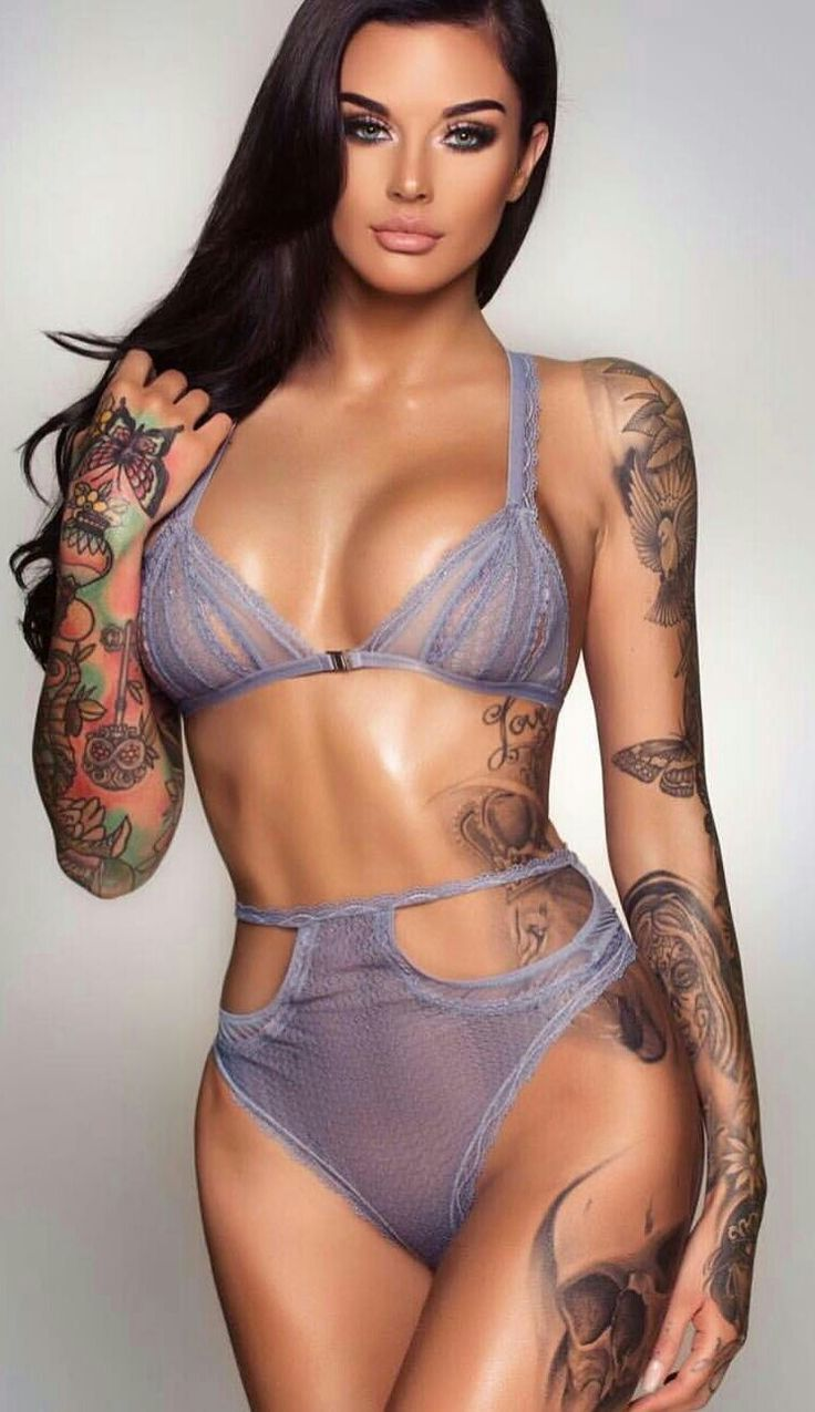 1454 best images on pinterest lingerie for Nude women tattoo