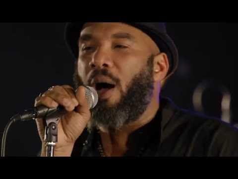 ANTHONY JOSEPH - extrait concert Banlieues Bleues 2016 - YouTube