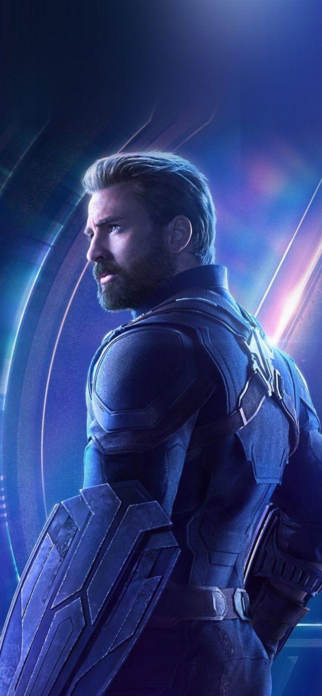 Captain America Avengers Hero Chris Evans Iphone X Wallpaper Marvel Captain America Captain America Wallpaper Chris Evans Captain America