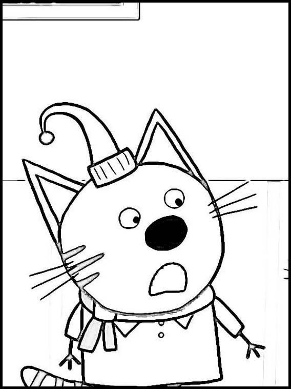 Kid E Cats 13 Printable Coloring Pages For Kids Cat Coloring Book Coloring Books Online Coloring Pages