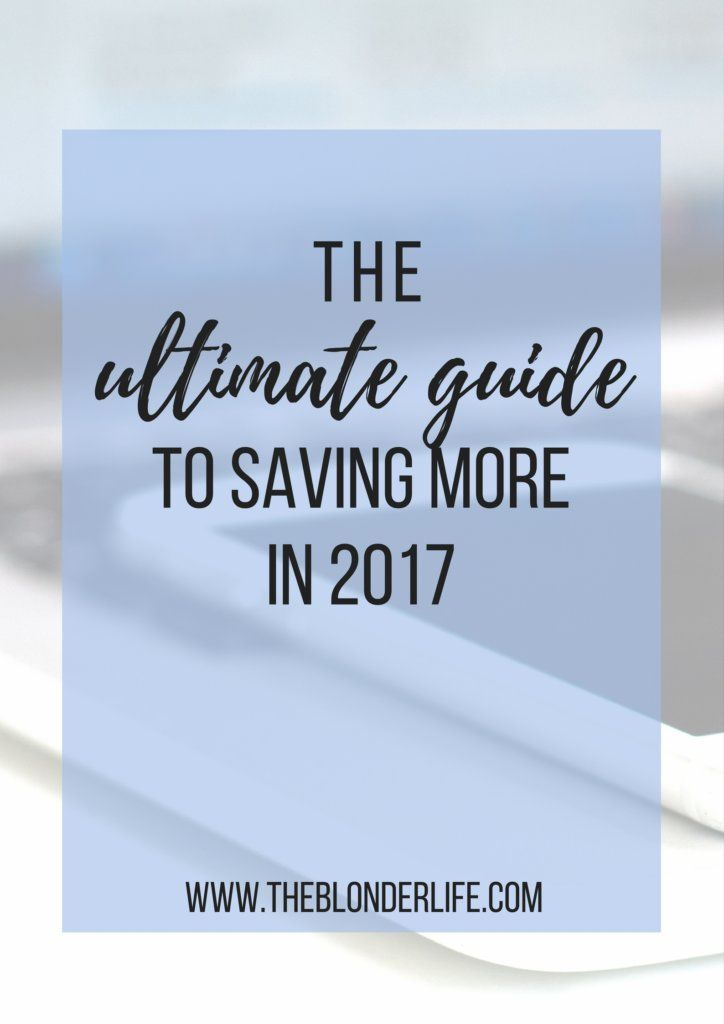9 easy ways to trick yourself into saving money each month | The Blonder Life