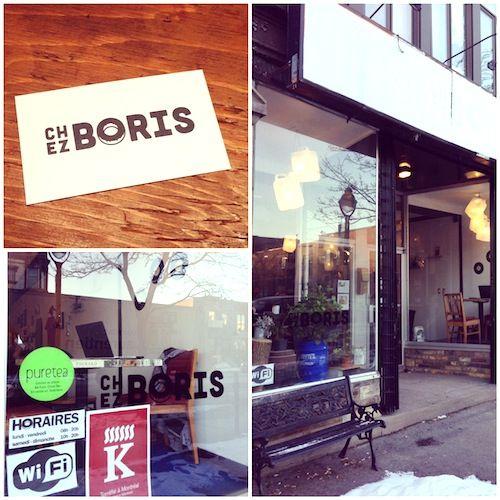 Les beignets de chez Boris - À la mode Montréal | À la mode Montréal