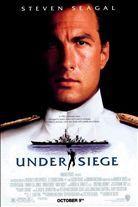 Under Siege (1992). [R] 103 mins. Starring: Steven Seagal, Tommy Lee Jones, Gary Busey and Erika Eleniak