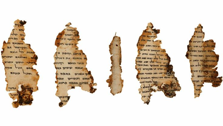 The Temple Scroll consists of 18 sheets of parchment, each of which has three or four columns of text; the lengthy scroll, spanning 26.74 feet (8.15 meters) and considered the largest scroll ever discovered in the Qumran caves, is now digitized online with English translations.