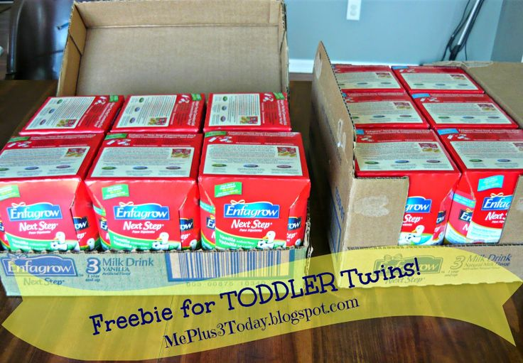 Freebie for TODDLER twins and higher order multiples!  Who doesn't love free stuff?!?! MePlus3Today.blogspot.com