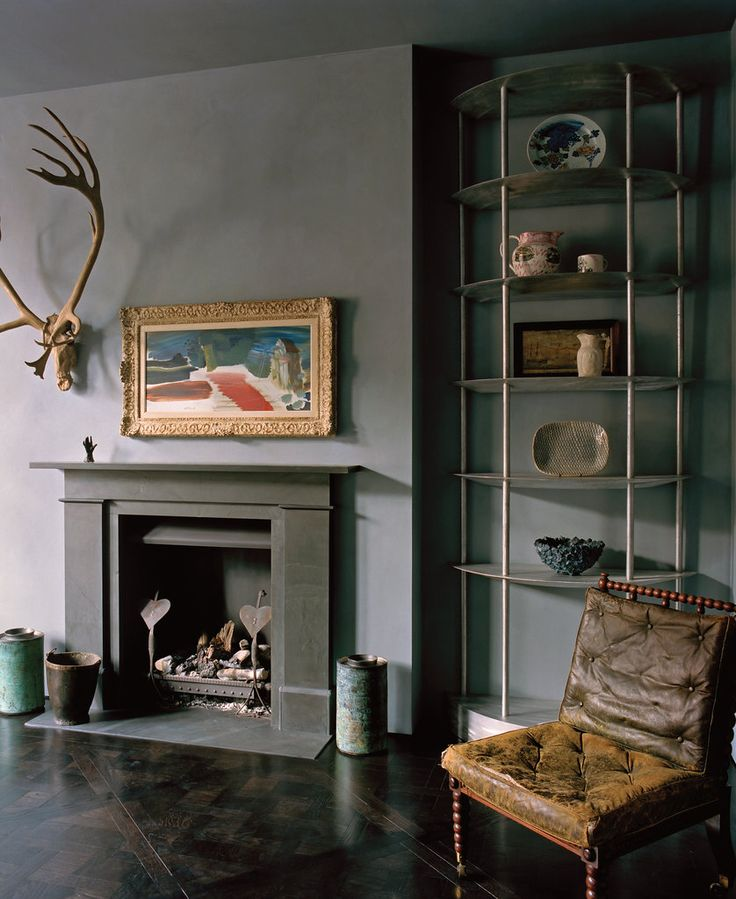 Benjamin Moore Paint Color Gargoyle