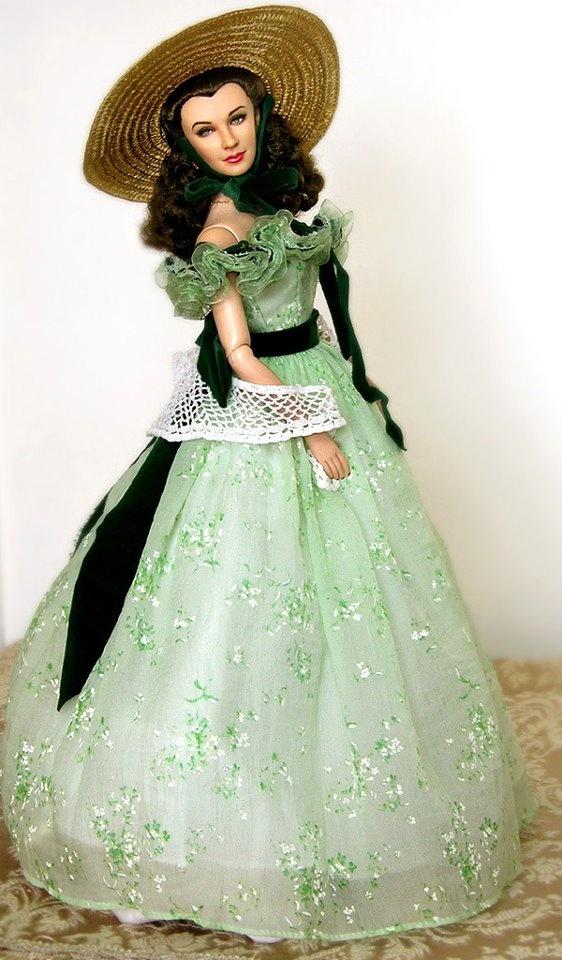Scarlett O Hara Exquisit Dolls Pinterest Scarlet