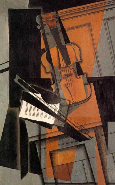Resultado de imagen de instrumentos musicales juan gris