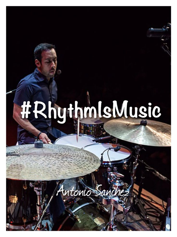 If you are drummers... post on Twitter, Pinterest, Google+, Facebook, etc. a pic !! I am a bassist but I say and I write: #RhythmIsMusic !!!   Antonio Sánchez disqualification from the Oscars is bad for the #Academy #film #music #drums #jazz and #creativity !!!    #Antonio #Sánchez #drummer #Sergio #Bellotti #Gabriella #Ruggieri #Vaifro #Minoretti