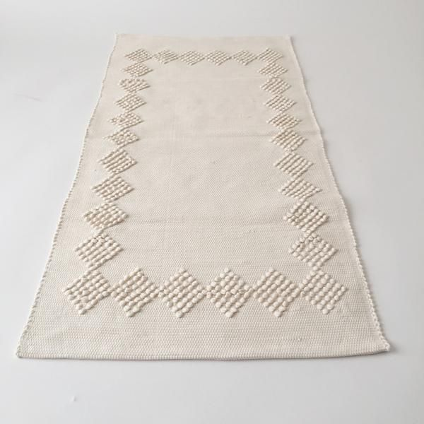 Small Rug or Bath Mat | Portugal | TWENTY ONE TONNES