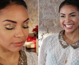 Du willst auf der Party heute so richtig auffallen? Wir zeigen dir, wie das perfekte Make-up geht!