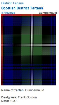 http://www.scotclans.com/whats_my_clan/district_tartans/scottish_district_tartans/cumbernauld_tartan.html