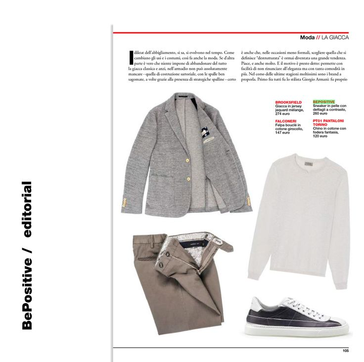 BePositive / Editorial  AM Magazine
