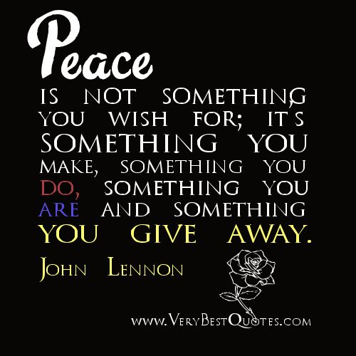 john lennon meaning of life quote | john lennon, quotes, sayings, peace, meaning, smart | Favimages.net