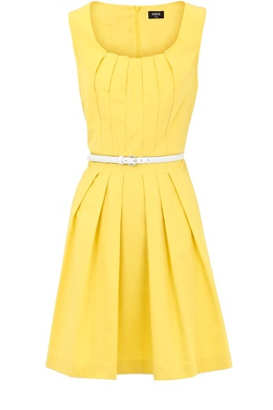 gorgeous Spring dress to brighten your day