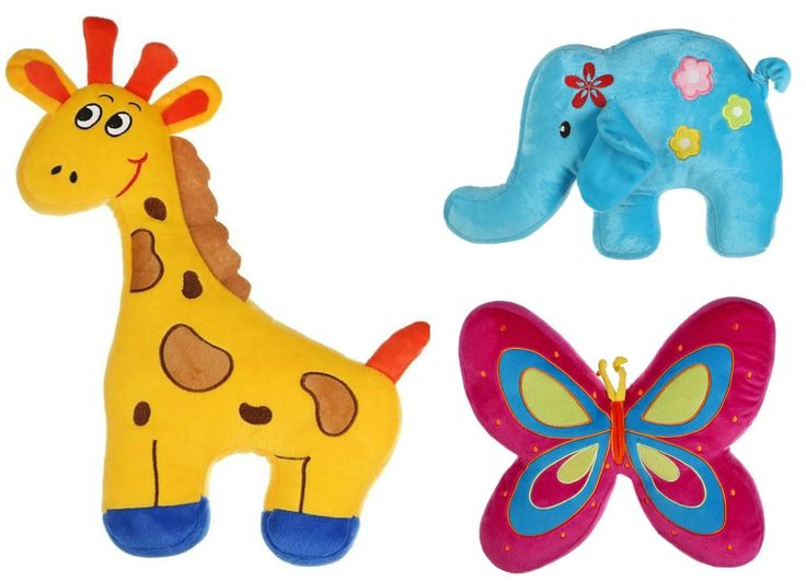 Colorful and funny pillows for your kids available at Vivre + 4% cashback for shopping via CashOUT #cashback #homedeco #pillows
