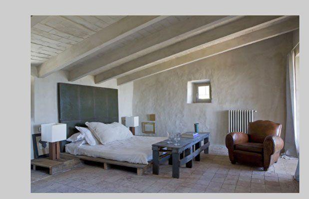 34 Idées de lit en palette bois à faire pour la chambre