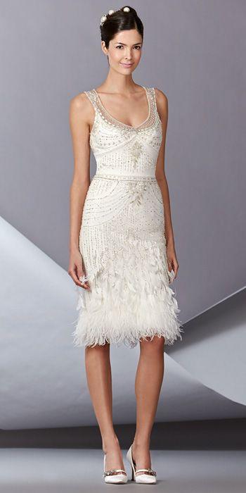 Carolina Herrera - Carolina Herrera Fall 2014 Wedding Dresses - InStyle Weddings - Celebrity - InStyle
