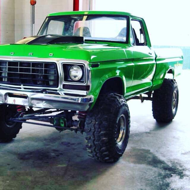 Hate the color love the pickup