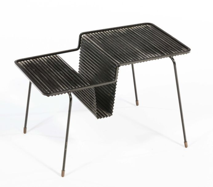 Mathieu Mategot Java France 1950 S Table D Appoint Table Java