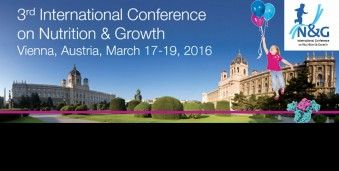 비엔나 영양 과 성장 학회 N&G 2016 The International Conference on Nutrition & Growth