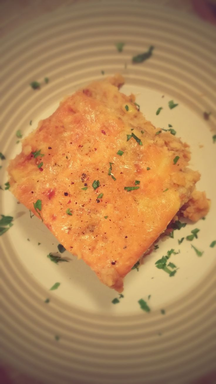 Head to the blog for my Tex Mex twist on a classic!  #vegetarian #shepherdspie #cheesy #nomeat #delicious
