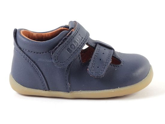 Bobux+Step-up+schoentjes++Jack&Jill+721105+donkerblauw+(maat+18-22)