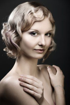 Pleasing 1000 Images About Finger Wave On Pinterest Short Hairstyles Gunalazisus