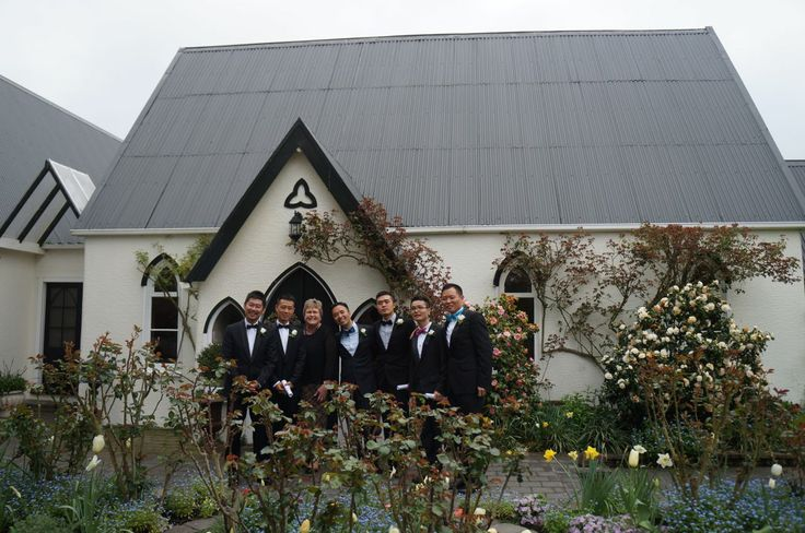 3 couples married in one ceremony - a very special day!