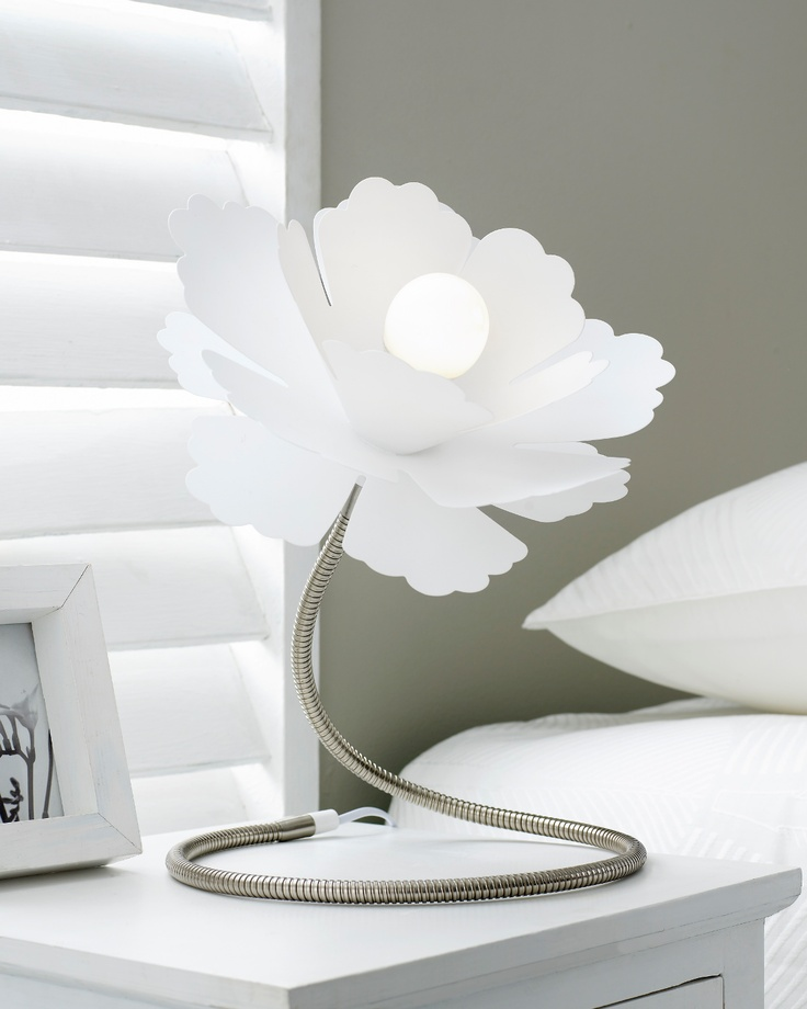 Gardenia Table Lamp White Rouge Living From Harvey Norman New Zealand Part 40