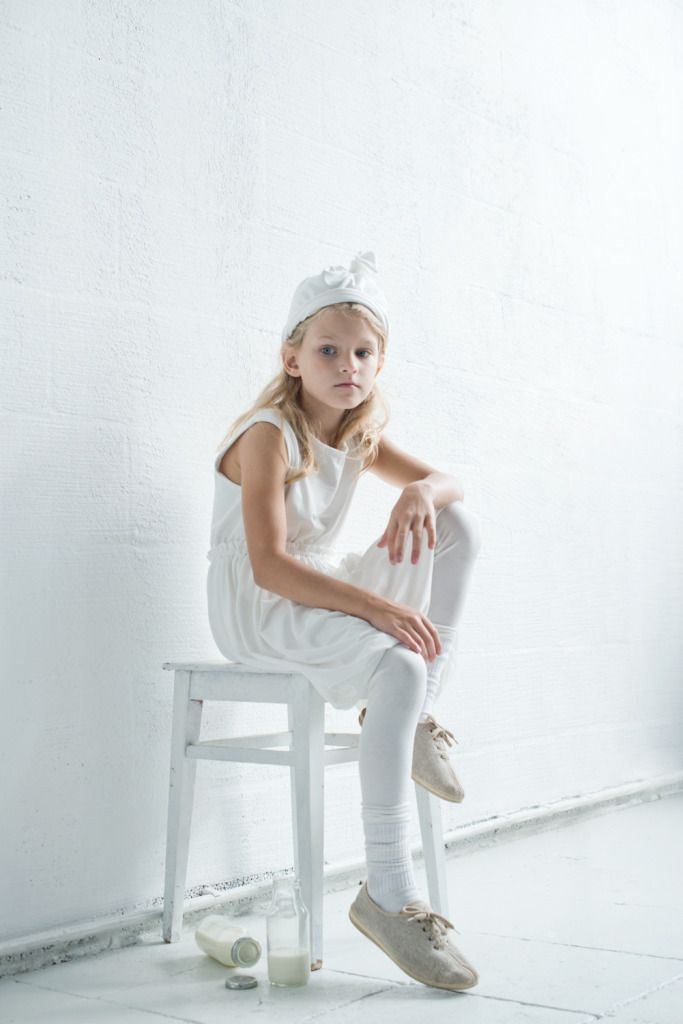 Xenia Joost's SS 15 collection. Photo by Katrina Tang. #estoniandesign #childrensfashion