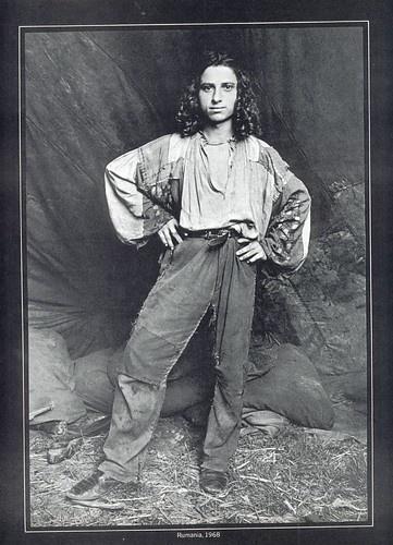 A Gypsy boy, Romania, 1968. | Romania | Pinterest