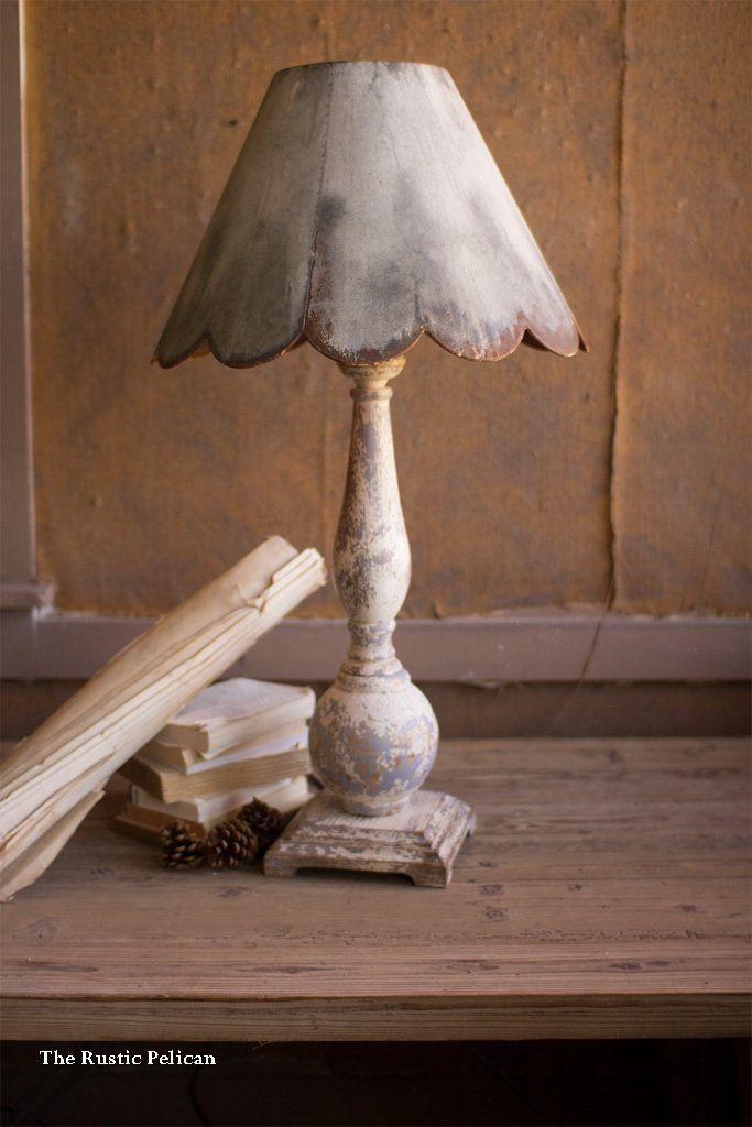 FREE SHIPPING Modern Farmhouse Table Lamp | Table lamp