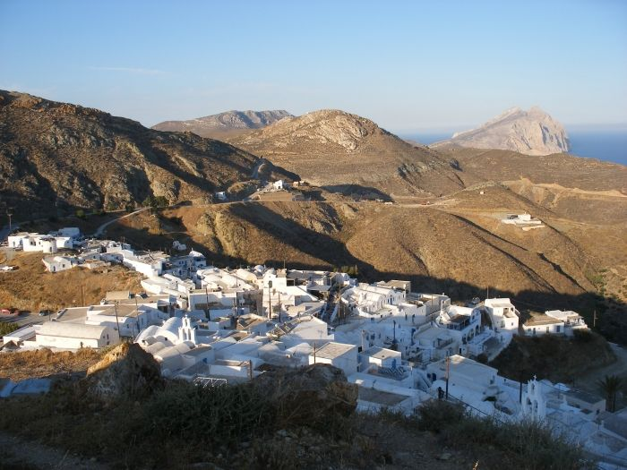 View from Chora Anafi island - Greeka.com   Greece   Greek islands