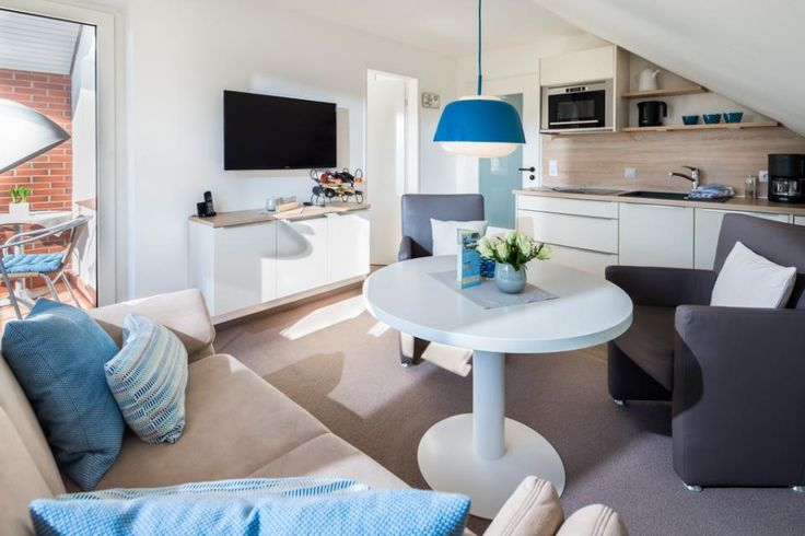 Apartments-Ferienwohnungen auf Norderney - günstig und gut