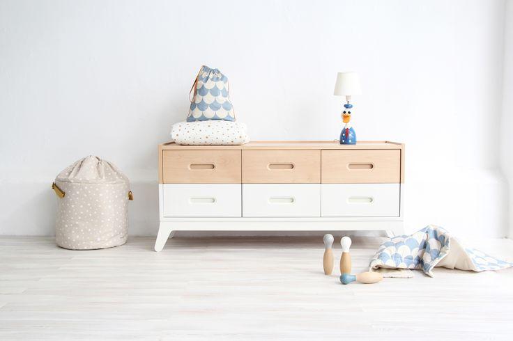 WAW!! Stylish with soft colors! Nobodinoz furniture