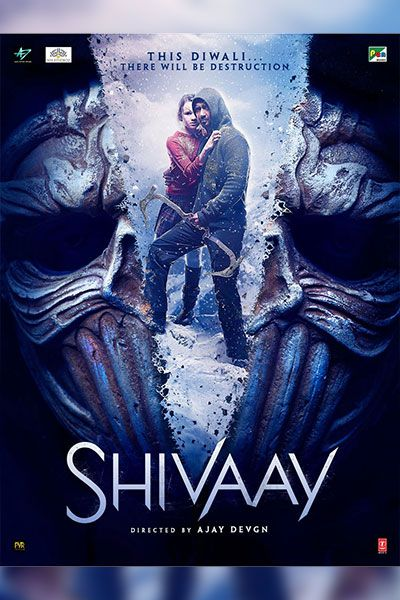 Shivaay Movie Poster : Shivaay movie is an coming Bollywood action drama film directed and created by Ajay Devgn and Sunil Lulla. leading Ajay Devgn and Sayesha Saigal within the lead roles, Ali Kazmi, Jabbz Farooqi, Aakash Dabhade, bijou Thaangjam, Vir Das, Erika Kaar and Abigail Eames seem in supporting roles. filming handled by Aseem Bajaj and film altered by Dharmendra Sharma