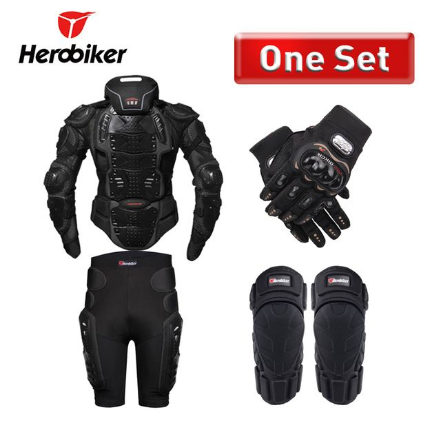 Herobiker Motorcycle Armor Protection Body Armor Protective Gear Motocross Moto Jacket Motorcycle Jackets With N Motorbike Jackets Motorcycle Jacket Motorcycle