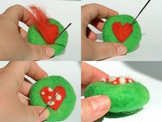 680 best images about felted soap on pinterest needle felting wool and merino wool. Black Bedroom Furniture Sets. Home Design Ideas