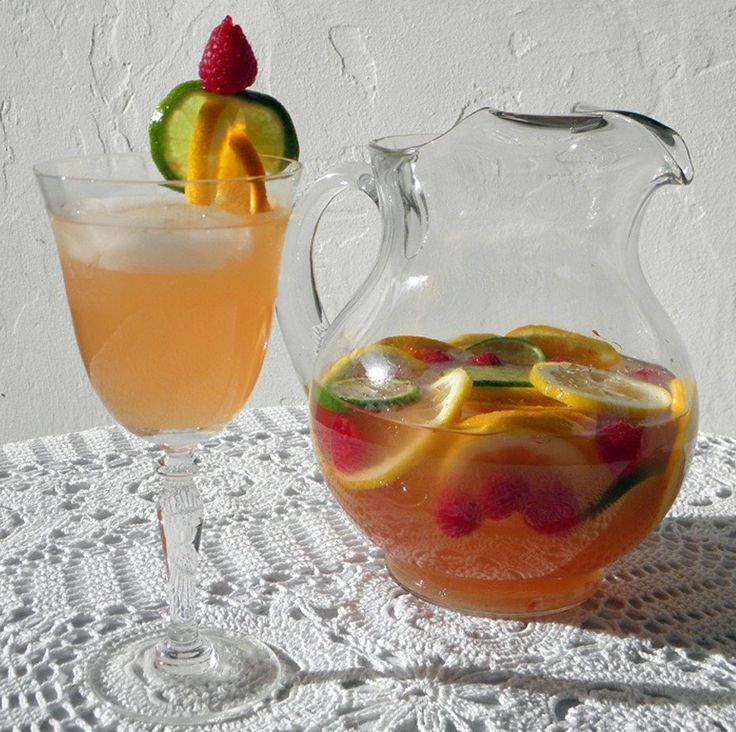 10 Sangria Recipes To Make You Glad It's Hot | Sunset Sangria