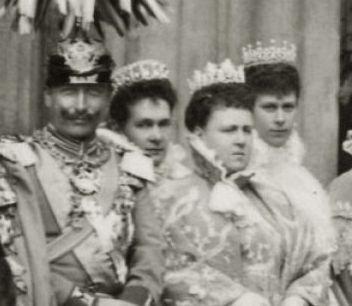 Queen Marie's Diamond Loop Tiara | The Court Jeweller