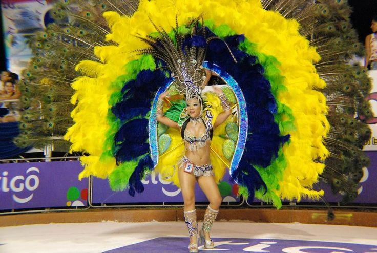 Carnaval en Encarnación.