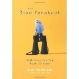 The Blue Parakeet: Rethinking How You Read the Bible (Hardcover)By Scot McKnight