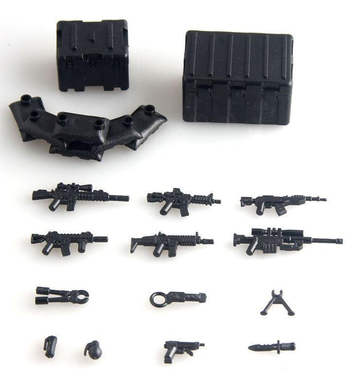2016 Military swat police TOOL weapons packs army weapons Bricks Arms For City Police Childrens toys gift Compatible With Lego