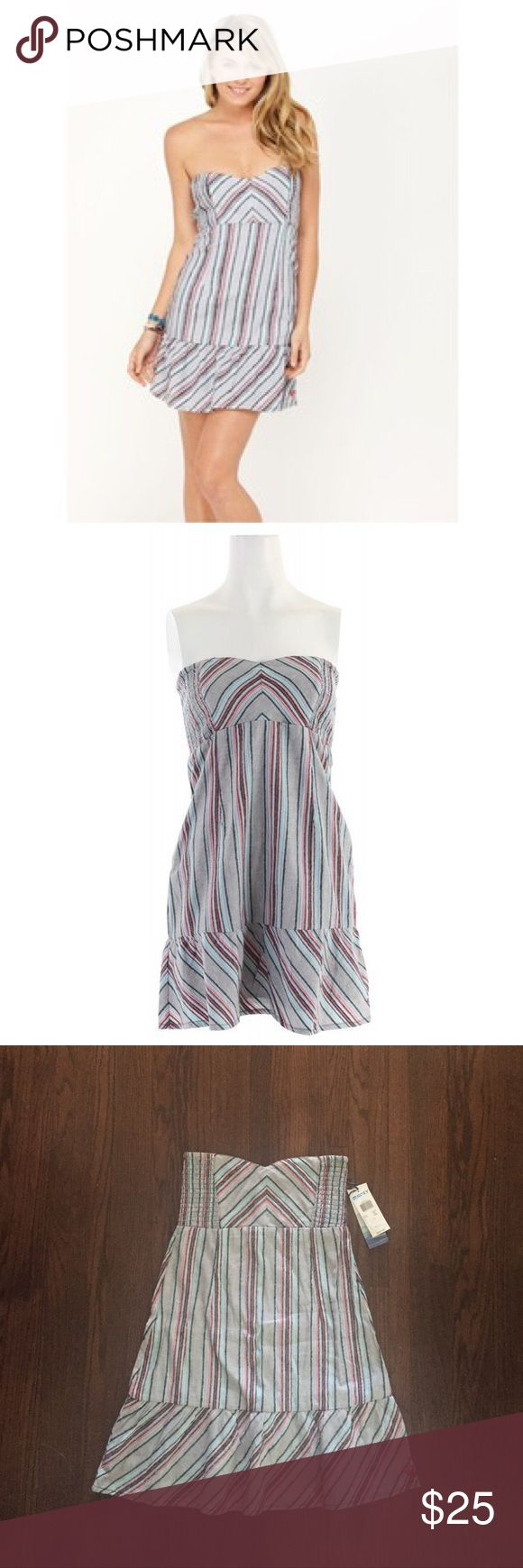 Selling this Roxy Nautical Mile sundress on Poshmark! My username is: jennyst79. #shopmycloset #poshmark #fashion #shopping #style #forsale #Roxy #Dresses & Skirts