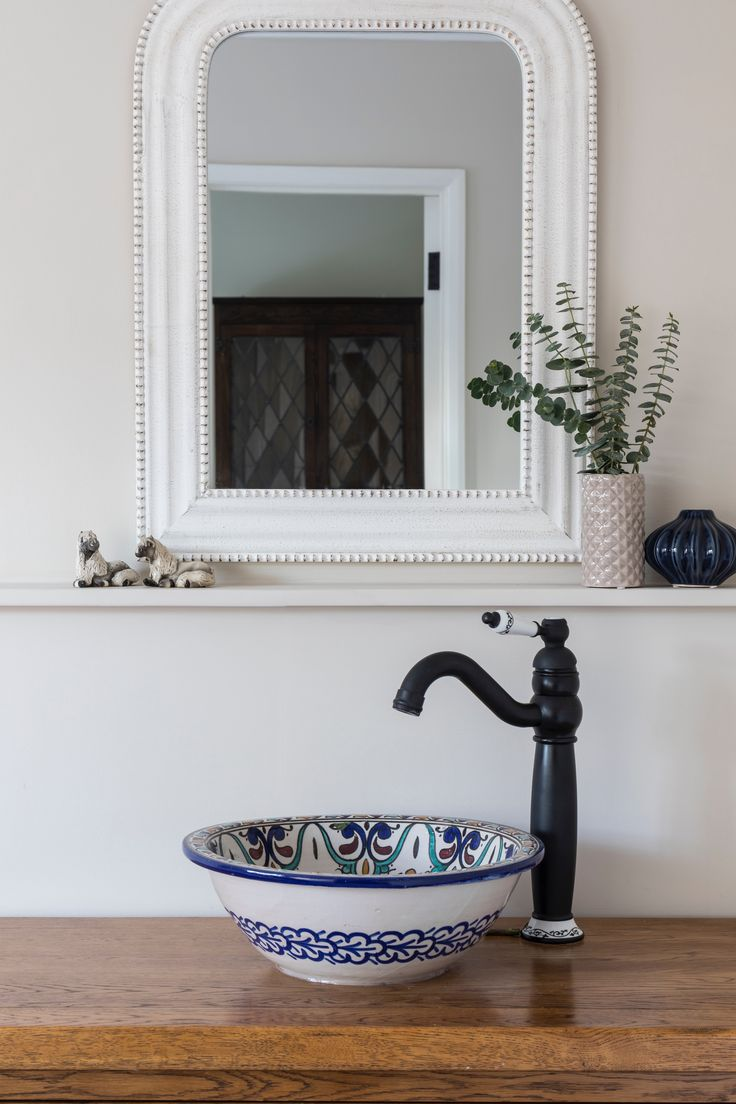 bowl sink design ideas, Little Greene Joanna paint