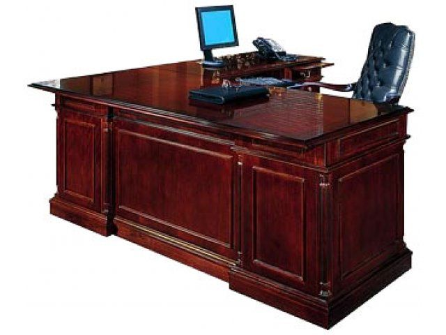 executive l-shaped office desk- r rtn kes-057, office desks | for